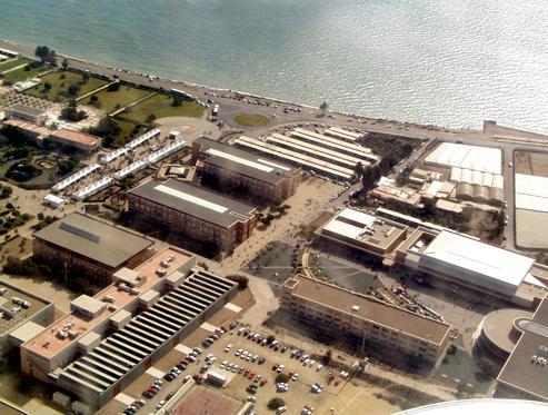 Acceso a la Universidad de Almería 2010