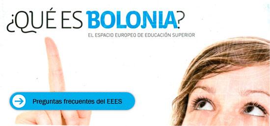 Que es Bolonia clave para acceder a la universidad